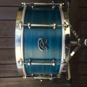 MAPLE 13X6.5 BLUE WASH SATIN